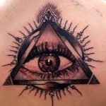Глаз - символ масонов и Троицы